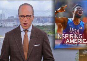 NBC Hypes U.S.-Bashing Sprinter, Ignores Belarusian Sprinter Defection
