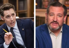 They Don't Want the Truth to Come Out: Senate Democrats File Ethics Complaint Against Senators Cruz and Hawley