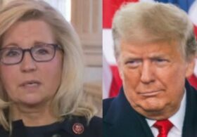 Liz Cheney Squirms As She Twice Refuses To Say If Senate Should Hold Impeachment Trial For Trump