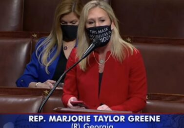 """""""I didn't get voted into office by politicians, I serve The People""""…Rep Marjorie Taylor Greene Blasts Her GOP"""