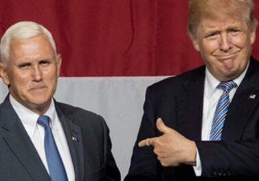 Trump Adviser Claims Trump Isn't Considering Removing Pence From 2024 Ticket