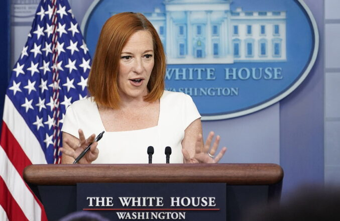 Psaki refuses to give number of breakthrough WH Covid cases: 'Why do you need that information?'