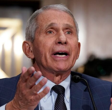 Anthony Fauci Champions The Forever Pandemic