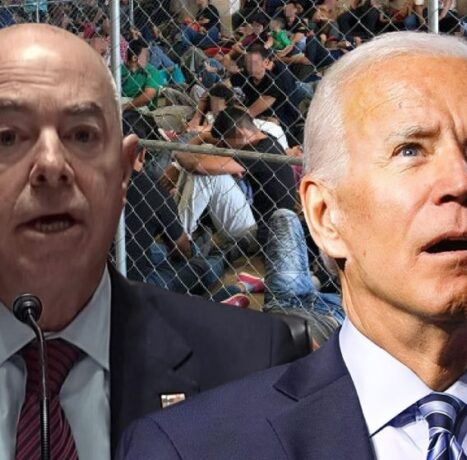 Republican Leader Calls To Impeach Biden And DHS Chief Over Border Crisis