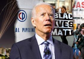 Battered Biden under siege as crises confound the White House