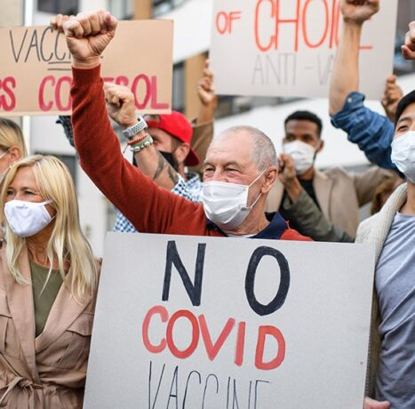 Biden admin joins leftist dogpile on mainstream media's 'irresponsible' reporting of COVID cases in vaxed