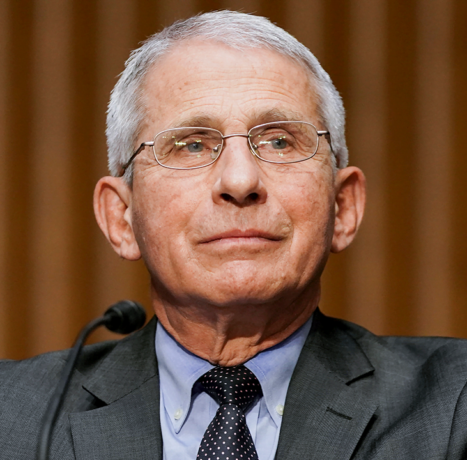 What Does China Have on Dr. Fauci?