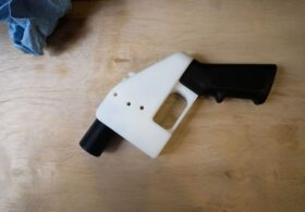 Lawmakers Reintroduce Bill to Ban 'Ghost Guns'