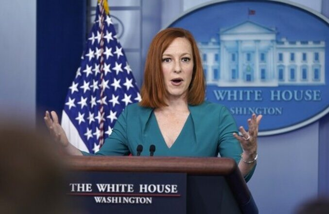 Psaki Freudian Slip: 'Vaccines Can Still Kill You if You're Under Age 27'