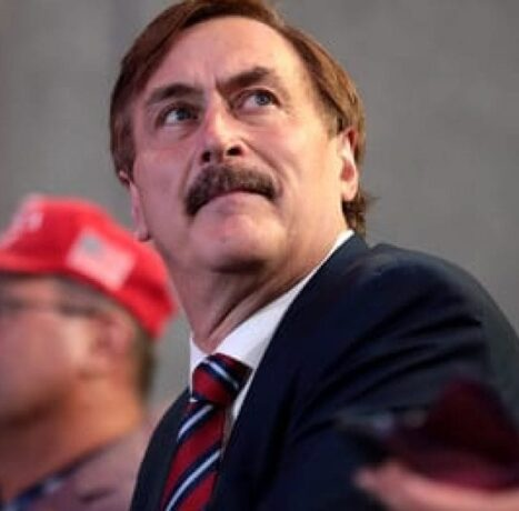 """Mike Lindell Says He's Going To Give """"Dominion A Little Scare"""""""