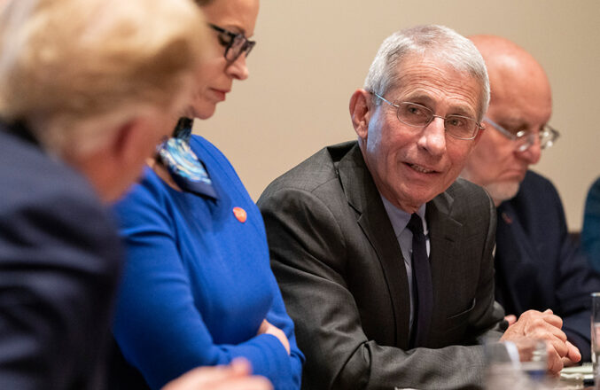 Profiting from the pandemic? Fauci set for book and documentary deal