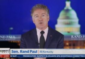"""""""He Was Being Dishonest – Wuhan Institute Published Paper Saying 'Funded by NIH'"""" – Rand Paul Calls Out"""