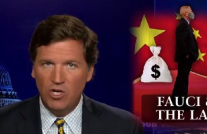 Tucker demands to know why there's no 'criminal investigation' into Fauci's role in COVID pandemic