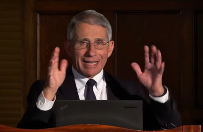 """Watch: Dr. Fauci 10 Days Before Trump's Inauguration  – There will be a """"Surprise Outbreak"""" the coming Administration will face"""