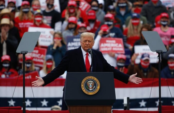 President Trump Will Hold Alabama Rally on August 21