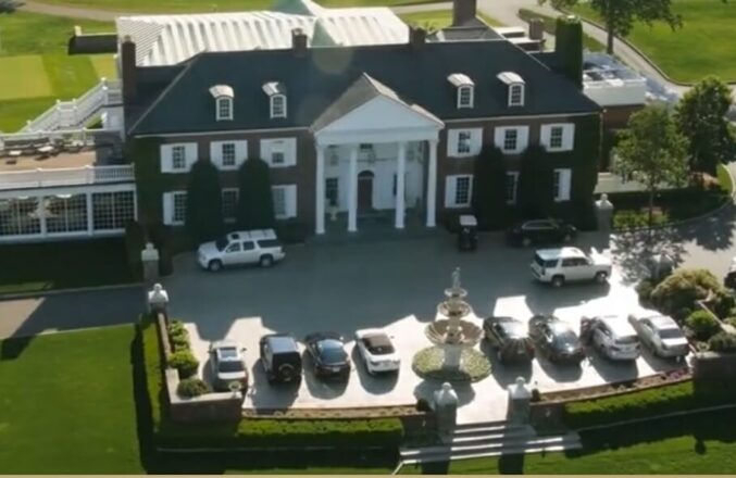 President Trump is Holding 'Cabinet Meetings' at His Golf Club in New Jersey