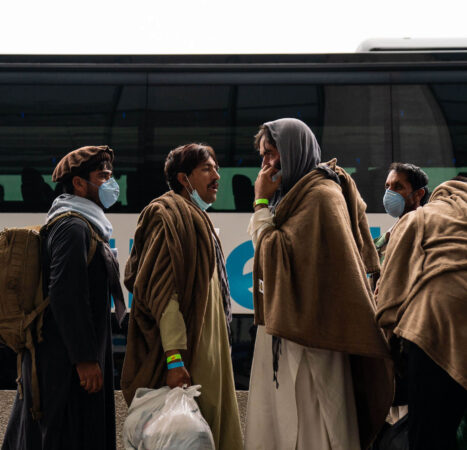 Afghan Refugees Bringing Numerous Diseases to US, including Measles, Malaria, and Tuberculosis