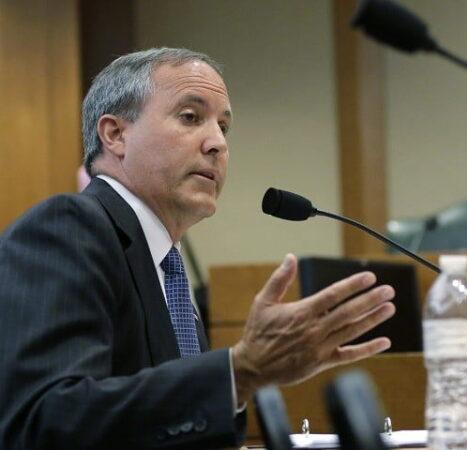 TX AG Paxton: Border Crisis 'Exactly' What Biden Admin Wants