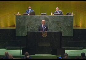 """Biden Tells United Nations Assembly It Will Take """"Collective Political Will"""" To Force The COVID Vaccine into Global"""