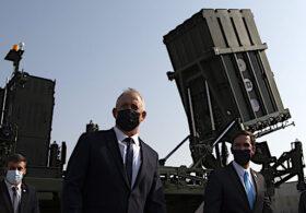 Democrats eliminate $1 billion Iron Dome missile defense for Israel