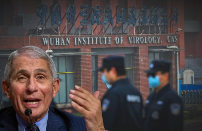 Dr. Fauci Funded 60 Projects at the Wuhan Institute of Virology and All Were in Conjunction with the Chinese Military