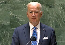 Biden slammed for 'alternate reality' U.N. speech that centered on 'a monumental lie'
