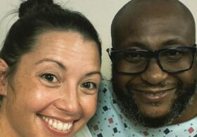22-Year Navy Veteran Gets Amazing Kidney Donation from Last Person He Expected