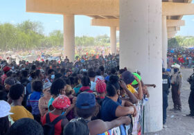 Amid Haitian migrant wave, UN refugee agency condemns 'mass expulsions'