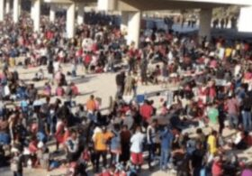 Ticking Time Bomb: Haitian Illegals Take Over Transport Bus in Texas and Flee the Scene