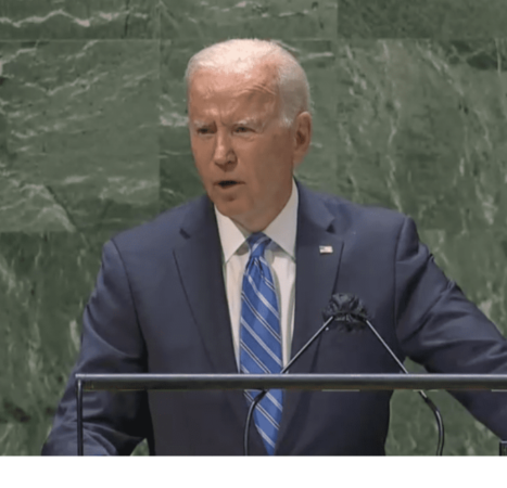 """WATCH LIVE: Angry Globalist, Joe Biden Read Someone Else's Words On Teleprompter At UN Assembly…Promises To: """"Vaccinate the world"""" and """"Build back better"""""""
