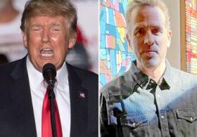 Donald Trump jokes Hunter Biden has 'inspired' him to take up painting